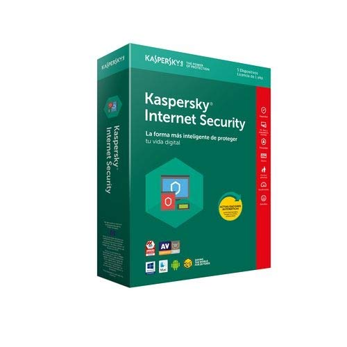 Software antivirus 2018 internet security multidevice 4 licencias